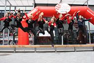 YouTube video demoteam Blitzz – Opening EK Life Saving Den Haag augustus 2013